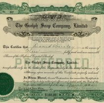 Image of 2016.48.16 - Certificate, Stock