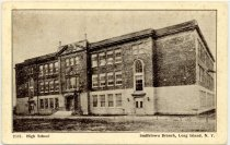 Image of 2015. High School Smithtown Branch, Long Island, N. Y. - Postcard