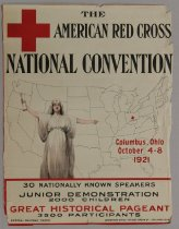 Image of American Red Cross National Convention - Poster, Political
