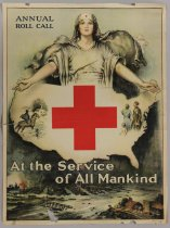 Image of Annual Roll Call: At the Service of All Mankind - Poster, Political