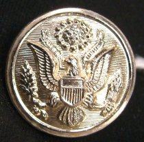 Image of 1986.025.0181.A-B - Button, Military