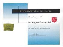 Image of 2008.032.0865 - Certificate, Achievement