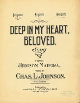 Image of Sheet Music - Popular