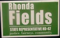 Image of 2010.053.0004 - Sign, Yard