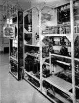 KOA interior, electrical equipment