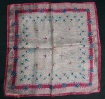 Image of 2013.012.0042 - Handkerchief