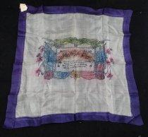 Image of 2014.016.0008 - Handkerchief