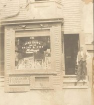 Image of The Old Store in North Lovell - 1974.02.0023