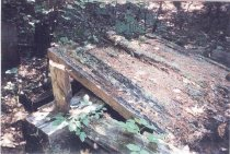 Image of Antique Cider Press at Eastman Hill Stock Farm - 1974.02.0103