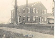 Image of Brick House at Eastman Hill - 1974.02.0121