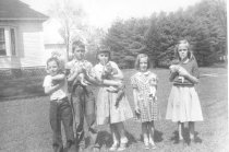 Image of Pet Day at Annie Heald School - 1974.02.0157