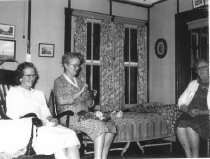 Image of Frances Heath, Marion Rodgerson and Ruth Stanford - 1974.02.0540