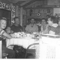 Image of Guests at the Cox Camp - 2001.10.0038