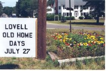 Image of 2002 Lovell Old Home Days - 2002.26.0001