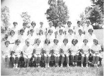 Image of Camp Mudjekeewis Counselors, 1949 - 2008.46.0010