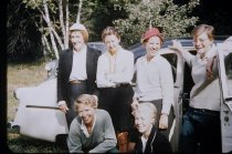 Image of Counselors at Camp Mudjekeewis - 2009.58.0014