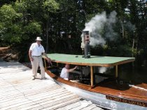 Image of Fred Semple's 1915 Steamboat - 2008.49.0001