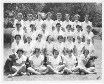 Image of Mudjekeewis Camp Counselors 1951 - 2007.52.0010