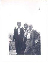 Image of Peg Payne, Leotus Morrison and Ethel Perley - 2007.52.0078