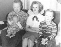 Image of Howard, Barbara, Bradley & Craig Adams - 2012.45.0001