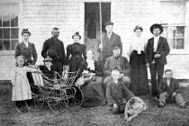 Image of Family of Ephraim & Mary McKeen - 2015.24.0001