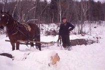 Image of Freeman McKeen Logging, 1960 - 2015.35.0027