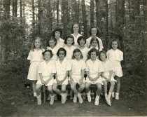 Image of Junior Campers at Camp Mudjekeews, 1948 - 2016.41.0002