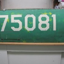 """Image of """"N"""" number panel from Air Tanker #1 - Airplane"""