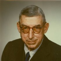 Image of William B. Greeley, 1879-1955 - 2015.011.001