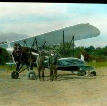 Image of Stearman Biplane Used for Fire Patrol - M1992.047.039