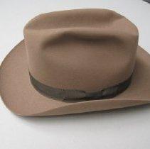 "Image of Uniform Hat, Stratton ""Jacksonian"" - Hat"