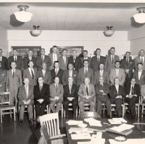 Image of Region 5 Regional Forester and Supervisors Meeting, 1959 - M1994.032.010