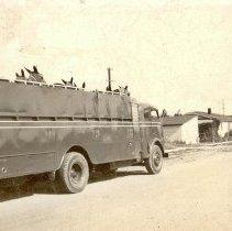 Image of 1937 Kenworth Stock Truck - 2011.019.009
