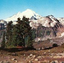 Image of Mount Baker, Washington - Postcard