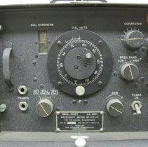 Image of U.S. Army Signal Corps Frequency Meter BC-221-O - Equipment, Radio