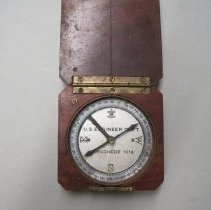 Image of 1918 Herschede Compass - Compass