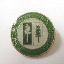 Image of Forests Commission Victoria - Pin, Lapel