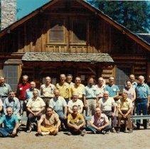 Image of Civilian Public Service Smokejumpers Reunion, 1973 - 2007.016.210