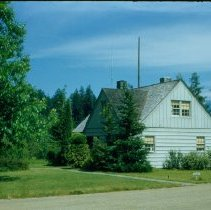 Image of Randle Ranger Station office - 2007.007.003A