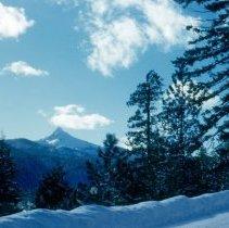 Image of Mt. Washington near Blue Lake - 2007.007.039G
