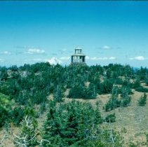 Image of Ollalie Butte Lookout - 2007.007.079H
