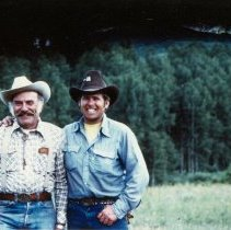 Image of Participant Photos  - West Elk Wilderness Interagency Trail Ride - 2004.057.203