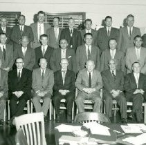 Image of Region 5 Regional Forester and Supervisors Meeting, 1959 - 2017.041.129