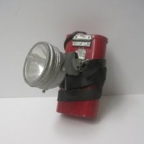 Image of Firefighter's Head Lamp