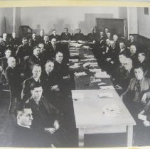 Image of Western Forest Supervisors' Meeting in Missoula Montana 1938 - 2002.003.106