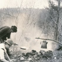 Image of Cooking over a Campfire - 2017.057.148
