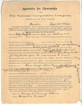Image of i.1.98 - Membership Documents