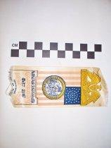 Image of Columbus Day ribbon