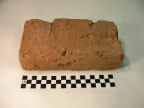 Image of Locally made brick