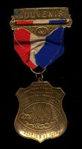 Image of Medal, Commemorative - 1998.052.023